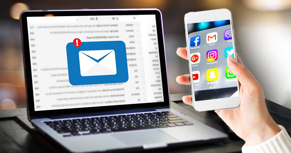 9 Strategies To Combine Social Media With Email marketing